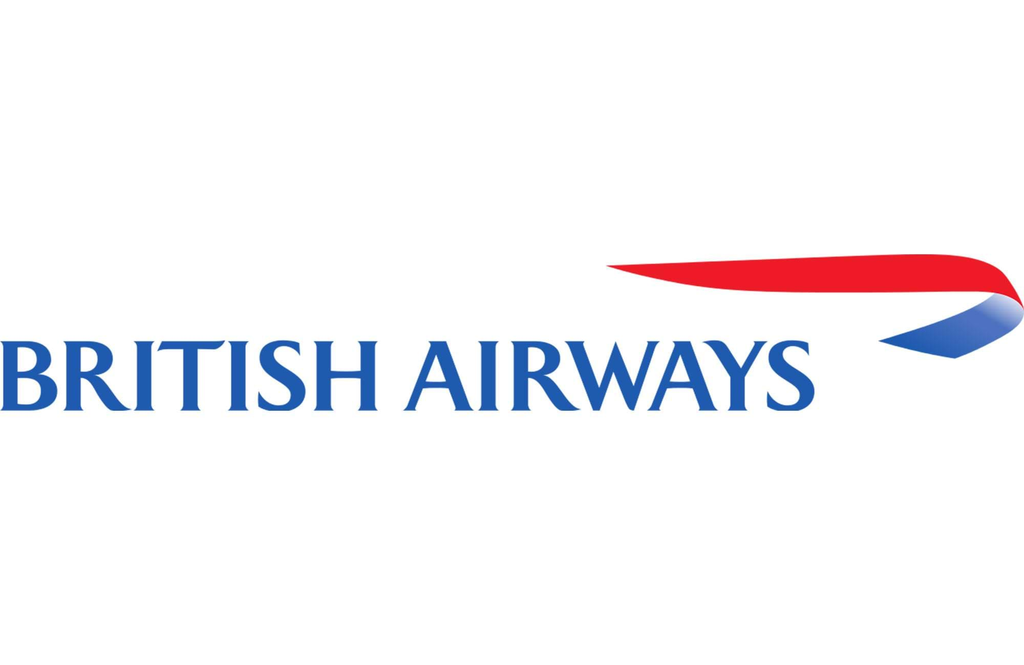 British airways logo - KILROY